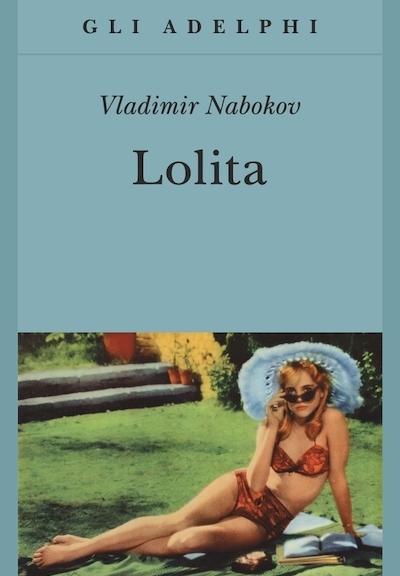 Lolita di Vladimir Nabokov (Adelphi)