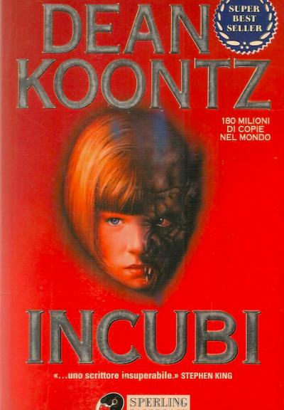 Dean Koontz - Incubi- Sperling paperback