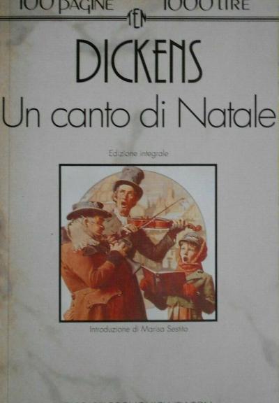 Un canto di Natale di Charles Dickens