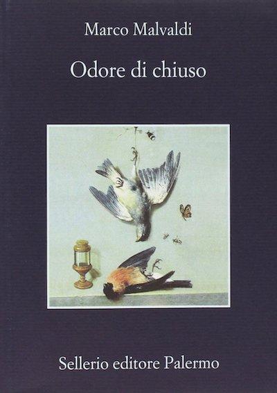 Odore di chiuso di Marco Malvaldi - Sellerio editore