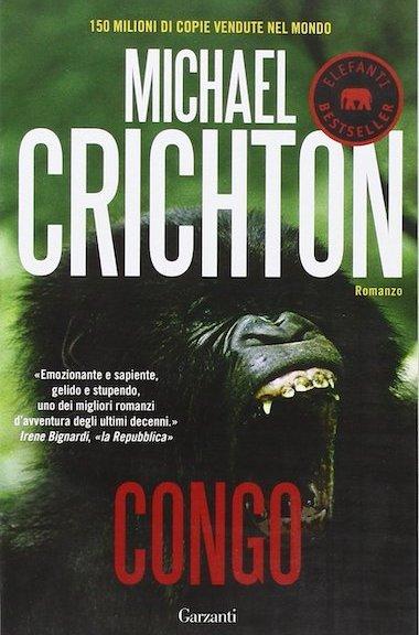 Congo di Michael Crichton (Garzanti Editore)